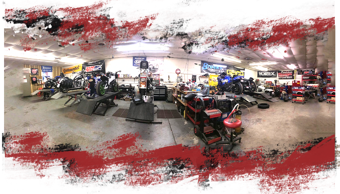 Precision's Shop off Virginia Beach Blvd